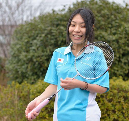 パラバドミントン女子日本代表杉野明子さんが世界に挑戦!
