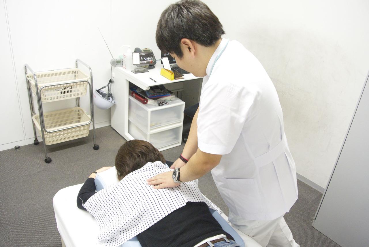健康推進センターのお仕事:ヘルスキーパー