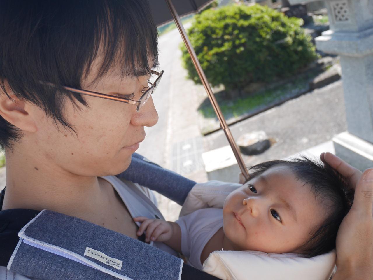 「2カ月仕事から離れることは、不安がいっぱい」男性の育児休暇