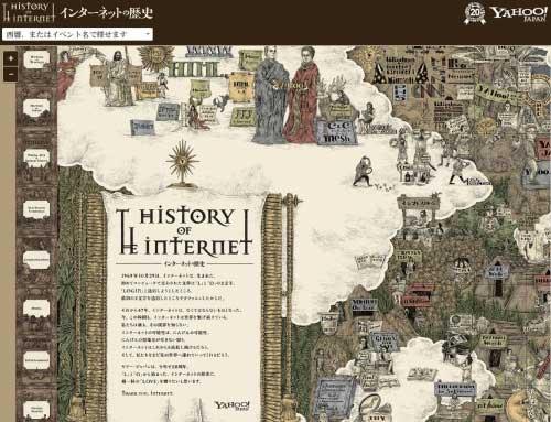 「10日で仕上げてください!」History of the Internet ~インターネットの歴史~