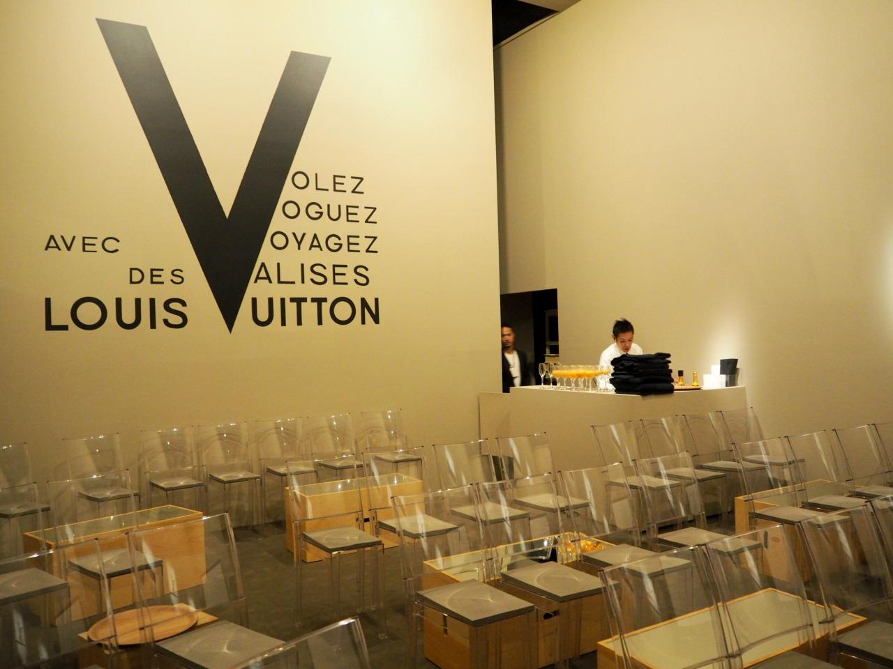 ルイ・ヴィトンの展覧会を貸し切り! Yahoo!映画プレミアム上映会