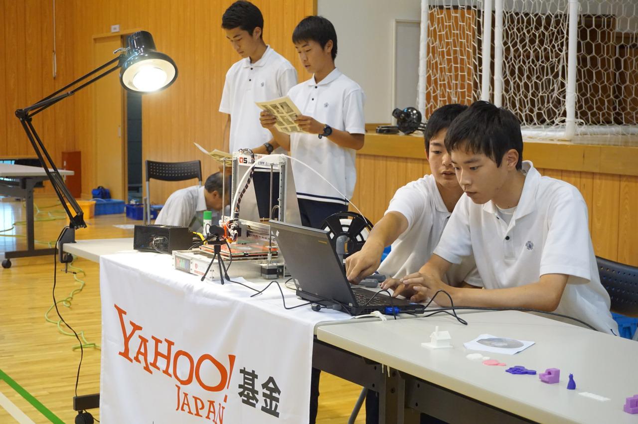 【Yahoo!基金「助成金」の使われ方】「やまがたメイカーズネットワーク」編