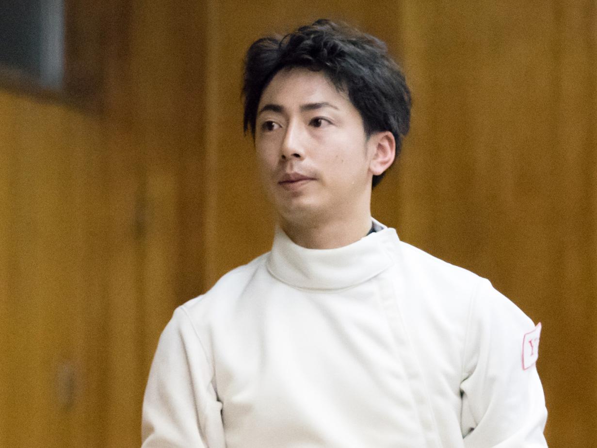 【アスリート社員として働く】車いすフェンシング:加納慎太郎