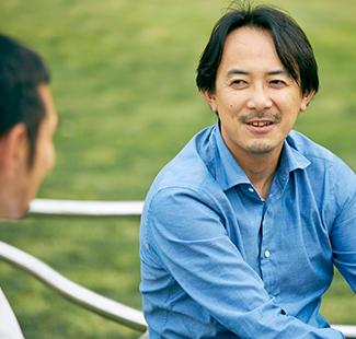 川邊健太郎の写真