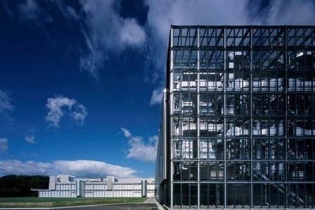 北九州データセンターの写真
