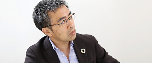 蟹江憲史の写真