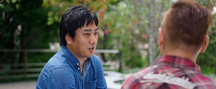 箱田慶太の写真