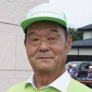 顔写真:早川宏さん