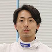 顔写真:車いすフェンシングの加納慎太郎選手