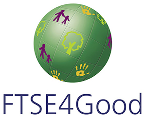 The logo of FTSE4Good
