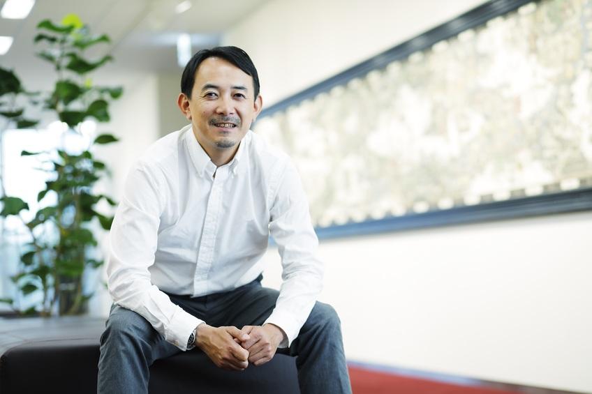 Kentaro Kawabe, CEO
