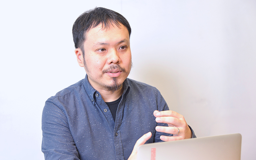 Katsushi Yamashita Interview