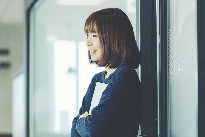 インタビュー 市岡 陽子 メインビジュアル