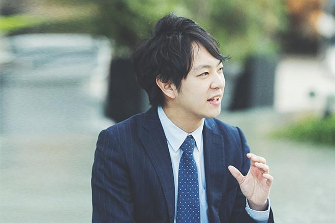 インタビュー 宮村 壮 メインビジュアル