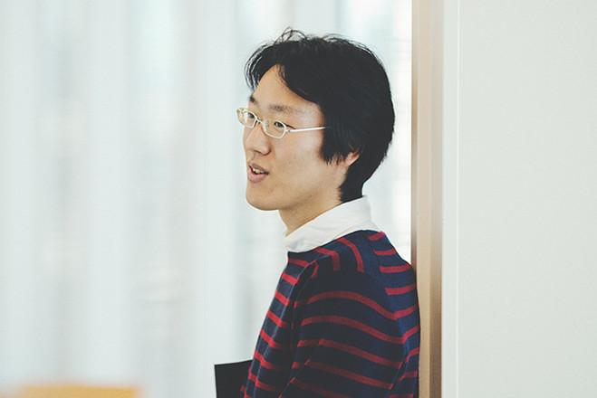 インタビュー 石切山 開 メインビジュアル