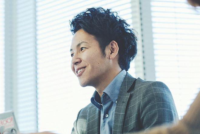 インタビュー 臼井 宏太 メインビジュアル