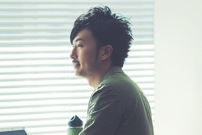 インタビュー 日比野 雄大 メインビジュアル