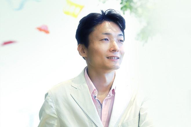 インタビュー 戸田 薫 メインビジュアル