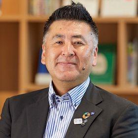 髙橋 知宏 様/横浜市 温暖化対策統括本部 SDGs未来都市推進課長