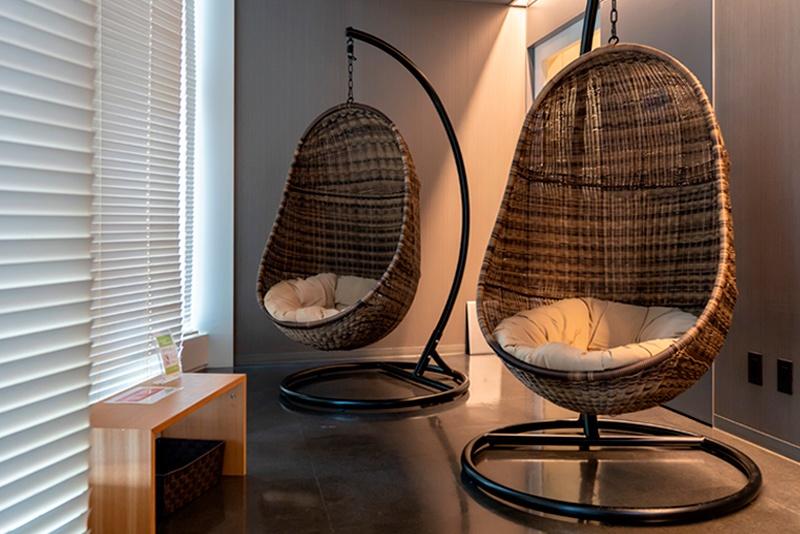 Rest ルームでは、20分程度の仮眠と一緒にアラームのセットを推奨