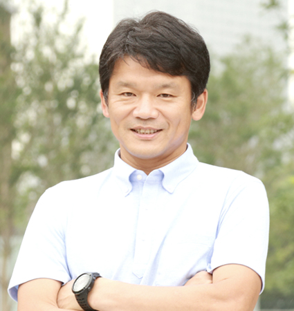 代表取締役社長CEO宮坂 学