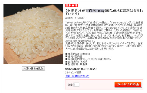 Support Gift Page Capture Image
