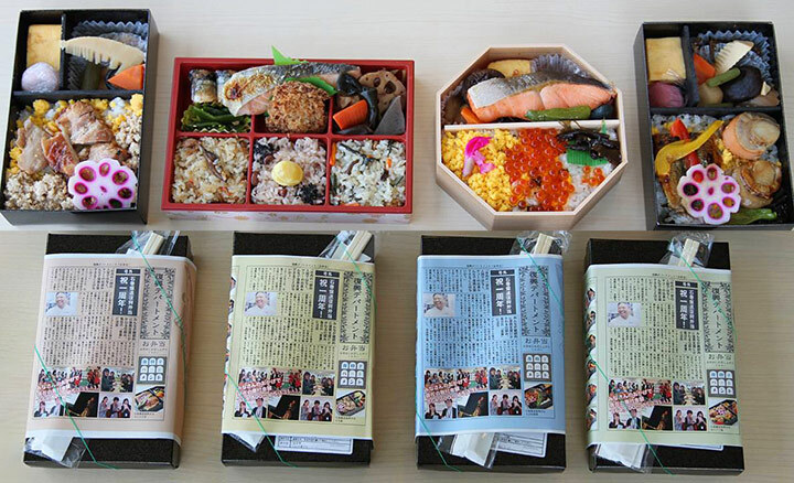 Photo of Ishinomaki recovery with explosive speed - lunch box