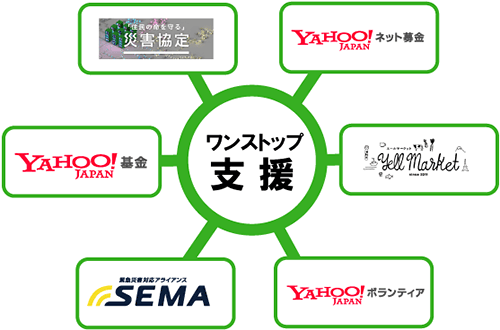 Image of the Disaster Support Platform