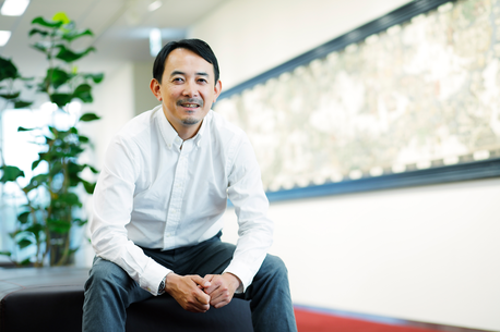 Kentaro Kawabe, CEO