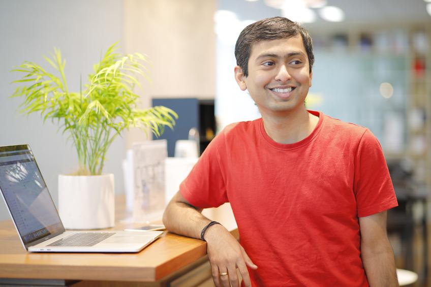 Anup Naik, Engineer