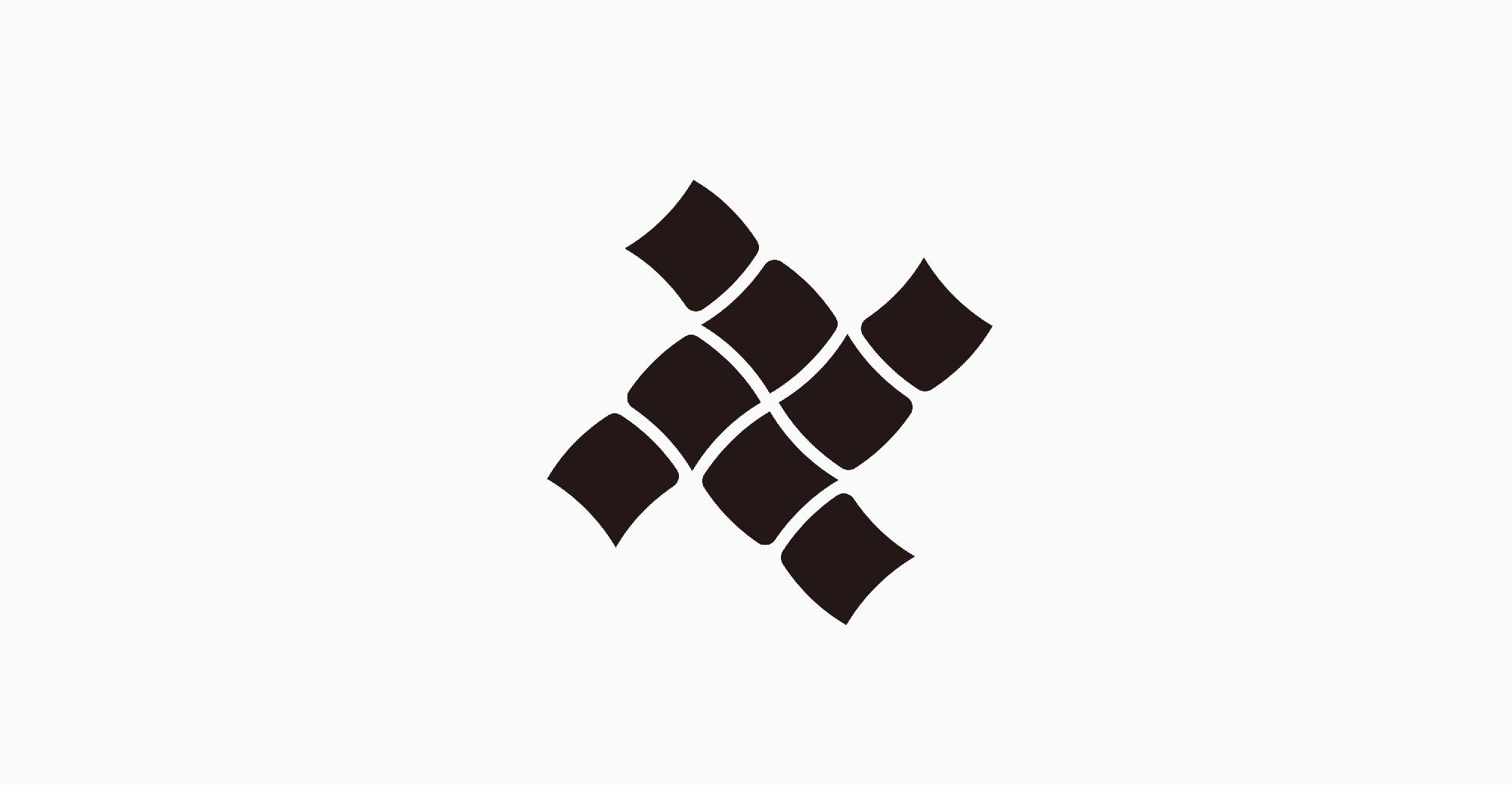 黒帯のロゴ