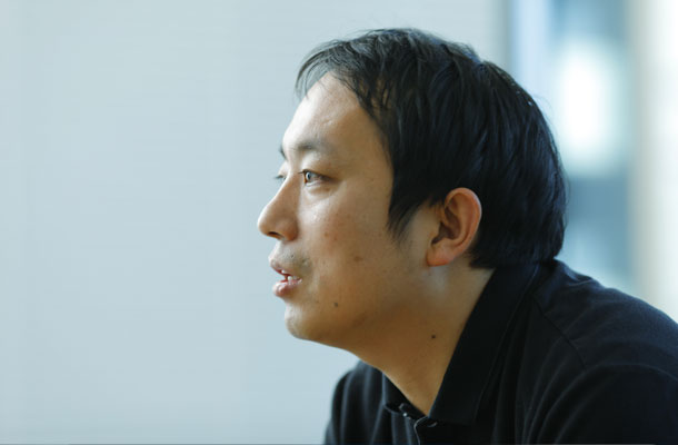 取締役 常務執行役員、藤門 千明の写真