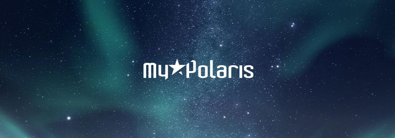 My Polarisのロゴ画像