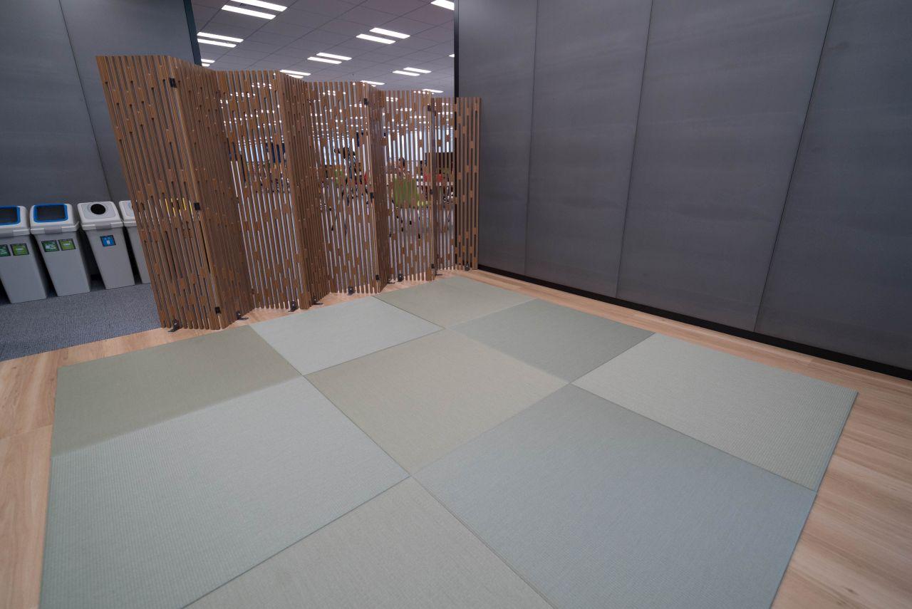畳スペースの写真