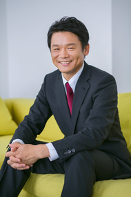 Yahoo Japan Corporation President and CEO Manabu Miyasaka
