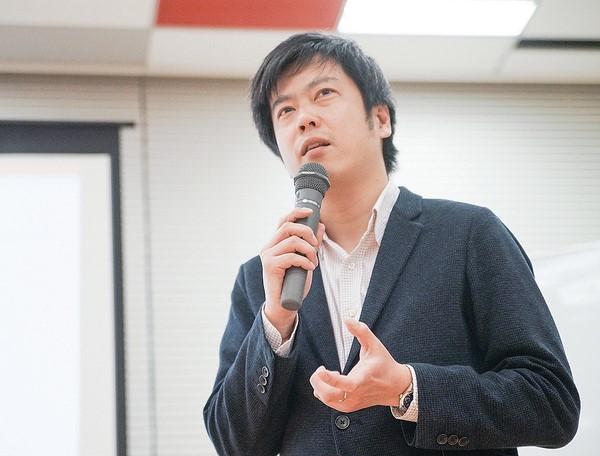 京都大学大学院の曽我部真裕教授 登壇の模様