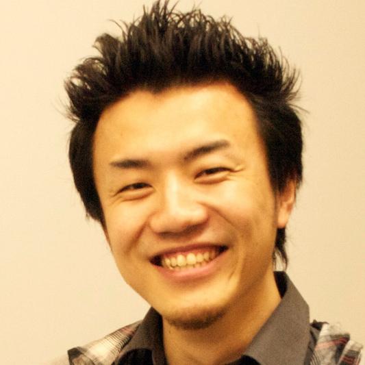 ウェブデベロップメント黒帯、フロントエンドデザイナー 岡部 和昌の写真 Portrait of Kazumasa Okabe Web Developer Black Belt, Frontend Designer