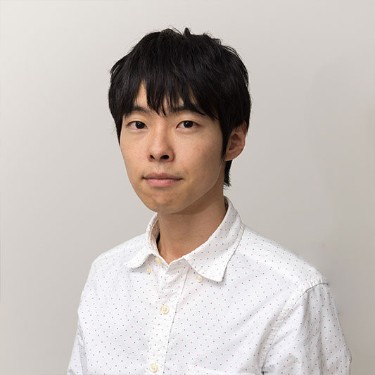 エンジニアリーダー 菅原 晃平の写真 Portrait of Kohei Sugawara Lead Software Engineer