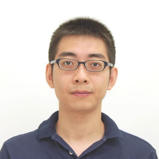 研究開発エンジニア 東野 進一の写真 Portrait of Shinichi Higashino R&D engineer