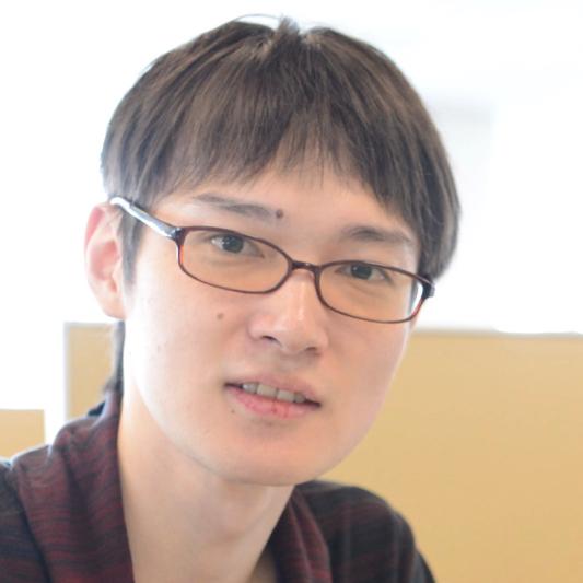 サイエンティスト 大倉 俊平の写真 Portrait of Shumpei Okura Scientist