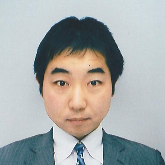 シニアサイエンティスト 瀬賀 信一郎の写真 Portrait of Shinichiro Sega Senior Scientist