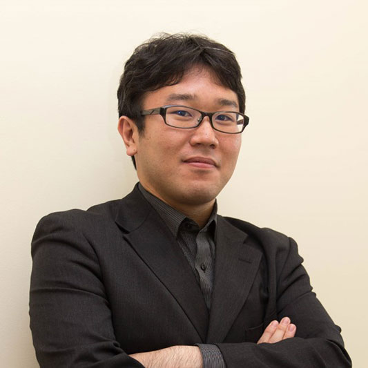 シニアアナリスト 田中 祐介の写真 Portrait of Yusuke Tanaka Senior Analyst
