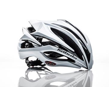 株式会社オージーケーカブトの自転車用ヘルメット写真