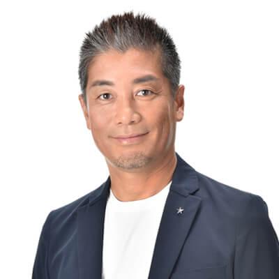 中西哲生さんの顔写真