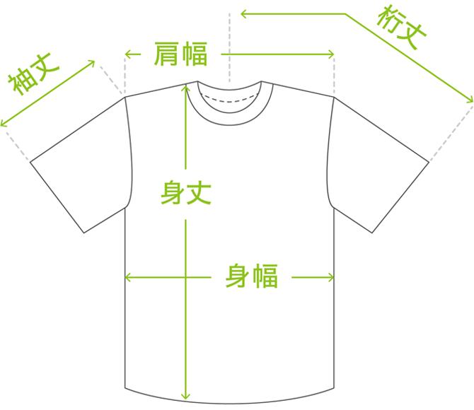 参加賞Tシャツイメージ