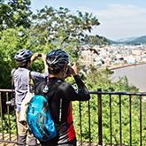 ツール・ド・東北 石巻周遊ライドコース 距離:約9km 獲得標高:約60m