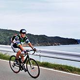 ツール・ド・東北 女川・雄勝フォンドコース 距離:約64km 獲得標高:約530m