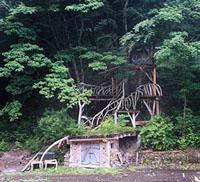 復興の森ツリーハウス