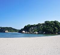 月浜海水浴場