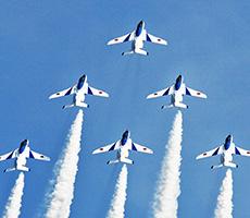 航空自衛隊松島基地の写真